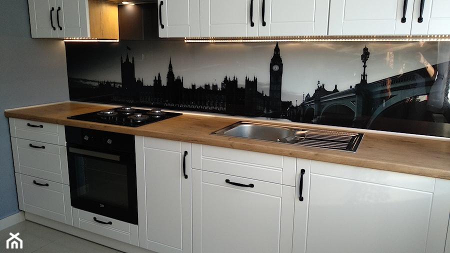 Panele Szklane Szkło Do Kuchni Zdjęcie Od Verano Glass