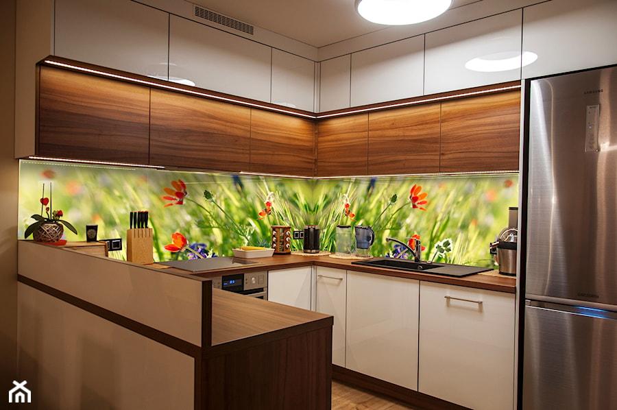 Panele szklane do kuchni - zdjęcie od Verano-Glass Szkło do kuchni Chojnice