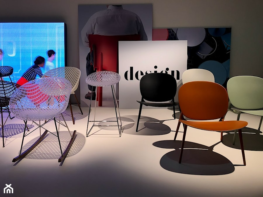 krzesła sala konferencyjna - zdjęcie od DOMOKREACJE Studio Aranżacji Wnętrz