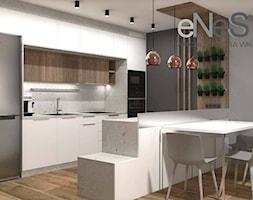 Kuchnia+-+zdj%C4%99cie+od+Enes+Studio+Projektowanie+wn%C4%99trz+%26+meble