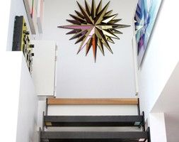 REFLECTIONS COPENHAGEN - Schody, styl art deco - zdjęcie od Pleasure by Ann. DESIGN STORE :: unikatowe artykuły wyposażenia wnętrz