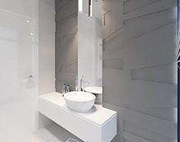 Dom 200 m2 - Łazienka, styl nowoczesny - zdjęcie od Add Design - Homebook