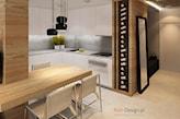 białe meble kuchenne na wymiar, kuchnia w stylu skandynawskim