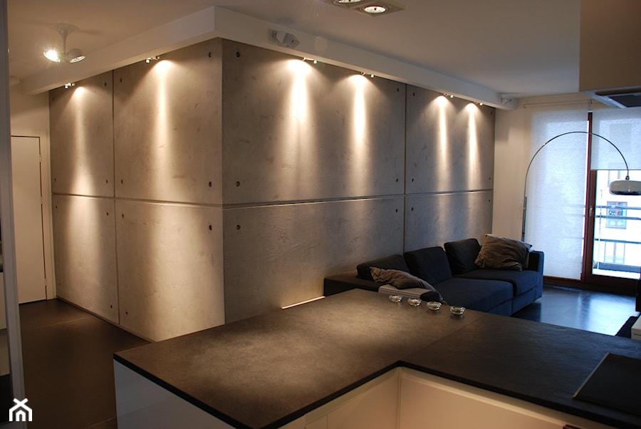 Salon beton architektoniczny zdj cie od marek niemczuk - Beton architektoniczny ...
