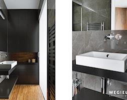 łazienka - Łazienka - zdjęcie od Węgiełek Architekci Wnętrz - Homebook