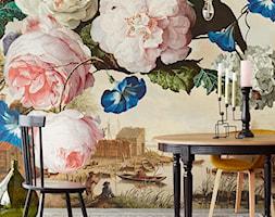 Bujne kwiaty inspirowane malarstwem flamandzkim. MURAL EIJFFINGER MASTERPIECE 358112 - zdjęcie od MAGIC HOME STUDIO TAPET