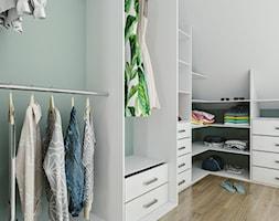 Garderoba+-+zdj%C4%99cie+od+Biuro+projektowe+%22Patio%22+Ewa+Szymczak