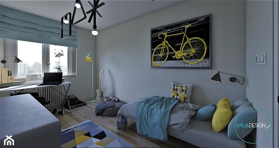 Pokój młodzieżowy - zdjęcie od imadesign
