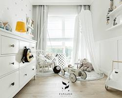 Strefa zabaw w pokoju dziecka - aranżacje, pomysły, inspiracje