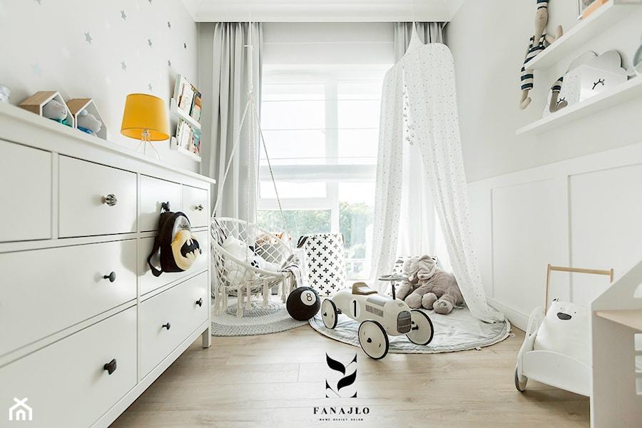 Pokój 3-latka z kroplą słońca - zdjęcie od FANAJŁO Home Design Decor