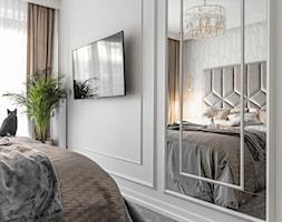 Nowoczesna+sypialnia+z+odrobin%C4%85+luksusu+-+zdj%C4%99cie+od+FANAJ%C5%81O+Home+Design+Decor