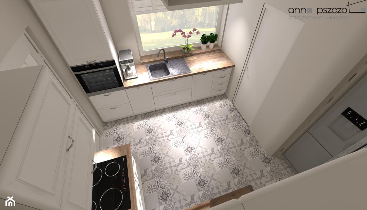 Kuchnia - AGD, w ciemnych kolorach - Kuchnia - zdjęcie od Anna Pszczoła - Aranżacja Wnętrz - Homebook