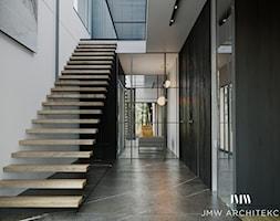 WOKOŁO LAS - Hol / przedpokój - zdjęcie od JMW Architekci - Homebook