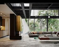 Modernizacja wnętrz domu w stylu Art Deco - zdjęcie od JMW Architekci - Homebook