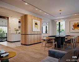Modernizacja wnętrz domu w stylu Art Deco - zdjęcie od JMW Architekci