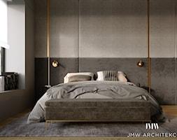 WOKOŁO LAS - Sypialnia - zdjęcie od JMW Architekci - Homebook