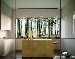 WOKOŁO LAS - Kuchnia - zdjęcie od JMW Architekci - Homebook