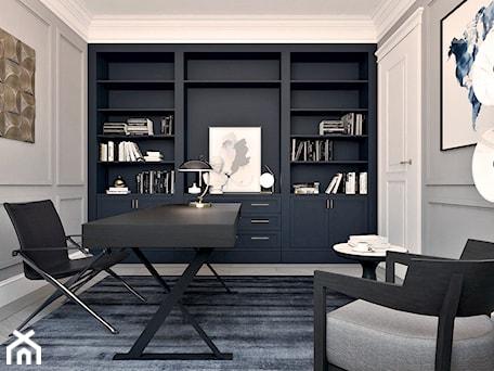 Aranżacje wnętrz - Biuro: MOCCA HOUSE - KLASYKA NA NOWO - JMW Architekci . Przeglądaj, dodawaj i zapisuj najlepsze zdjęcia, pomysły i inspiracje designerskie. W bazie mamy już prawie milion fotografii!