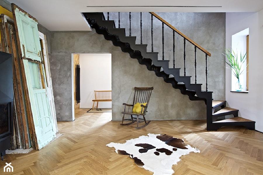 Wszystkie nowe Wąskie schody - aranżacje, pomysły, inspiracje - homebook XX11