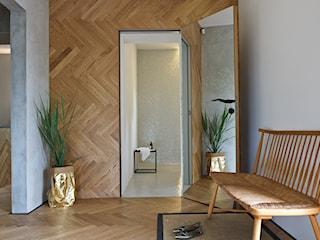 Domowy korytarz z pomysłem