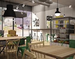 Projekt Restauracji Projekt Wnętrza Publicznego Izabela