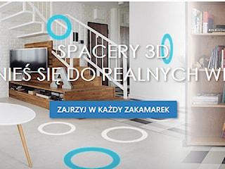 Nowa forma prezentacji wnętrza - spacery 3 D