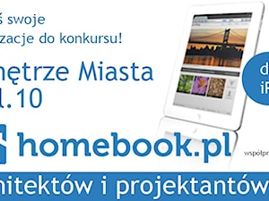 Konkurs Wnętrze Miasta – vol. 10 Łódź