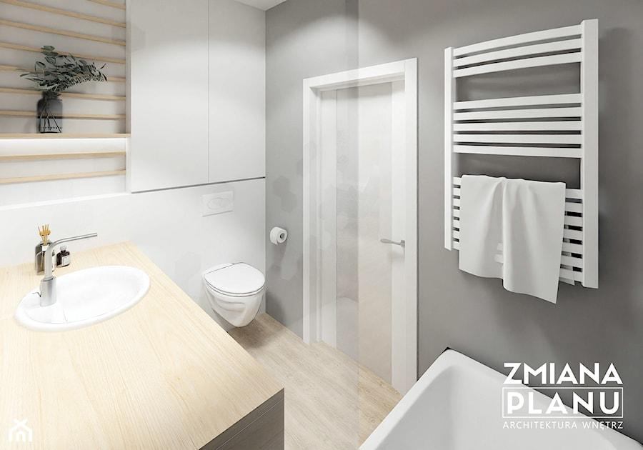 Łazienka z wanną - zdjęcie od Zmiana Planu