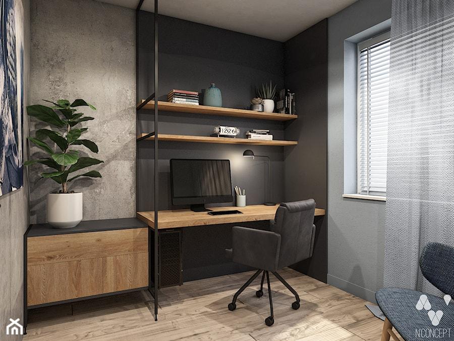 Aranżacje wnętrz - Biuro: Willove - Biuro, styl minimalistyczny - N'concept. Przeglądaj, dodawaj i zapisuj najlepsze zdjęcia, pomysły i inspiracje designerskie. W bazie mamy już prawie milion fotografii!