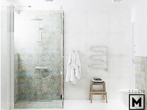 Remont łazienki - płytki CARPET