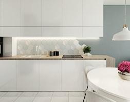 Kuchnia - zdjęcie od Studio M kwadrat | architektura wnętrz