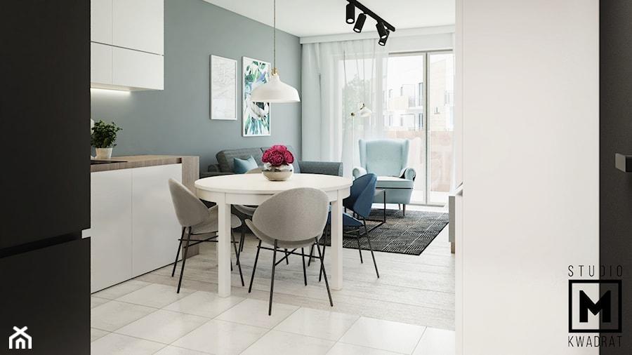 Jadalnia - zdjęcie od Studio M kwadrat | architektura wnętrz