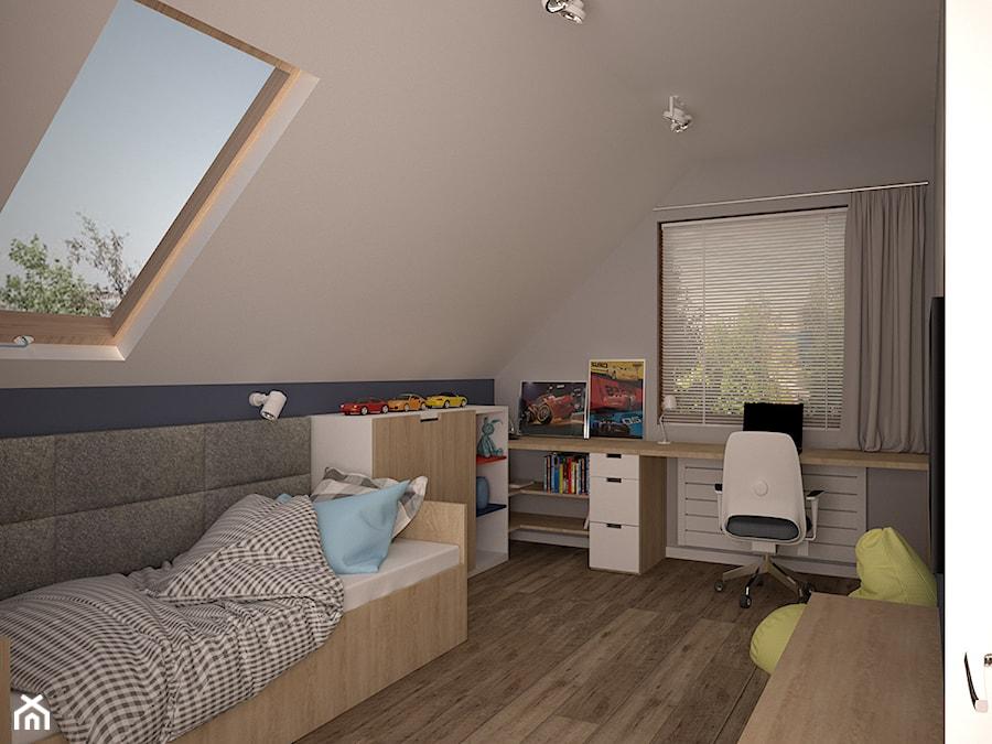 Pokój dziecka - zdjęcie od Ola Kulisz -projektowanie wnętrz