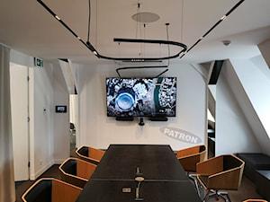 Patron - Systemy Audiowizualne - Automatyka - Inteligentny Dom - Firma remontowa i budowlana
