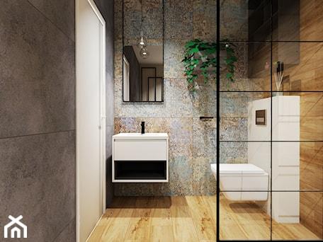 Aranżacje wnętrz - Łazienka: Elegancka łazienka - rafal-jakubik 2. Przeglądaj, dodawaj i zapisuj najlepsze zdjęcia, pomysły i inspiracje designerskie. W bazie mamy już prawie milion fotografii!