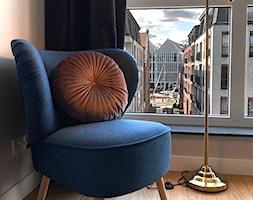 Mieszkanie na wynajem - Sypialnia, styl nowoczesny - zdjęcie od Inka Studio - Homebook