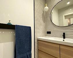 Mieszkanie na wynajem - Łazienka, styl nowoczesny - zdjęcie od Inka Studio - Homebook