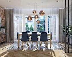 Dom Banino - Jadalnia, styl nowoczesny - zdjęcie od Inka Studio - Homebook