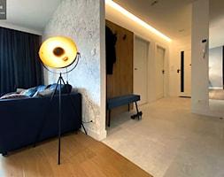 Mieszkanie na wynajem - Hol / przedpokój, styl nowoczesny - zdjęcie od Inka Studio - Homebook