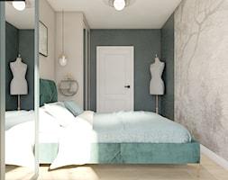 Mid-Century Modern - Sypialnia, styl eklektyczny - zdjęcie od Inka Studio - Homebook