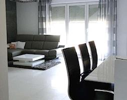 Salon%2C+jadalnia+-+zdj%C4%99cie+od+Studio+Projektowe+HOKO+GROUP