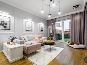 Wnętrze miesiąca #1. Mieszkanie inspirowane postacią Audrey Hepburn