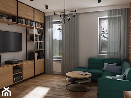 Aranżacje wnętrz - Salon: Męska Praga - Duet Studio. Przeglądaj, dodawaj i zapisuj najlepsze zdjęcia, pomysły i inspiracje designerskie. W bazie mamy już prawie milion fotografii!
