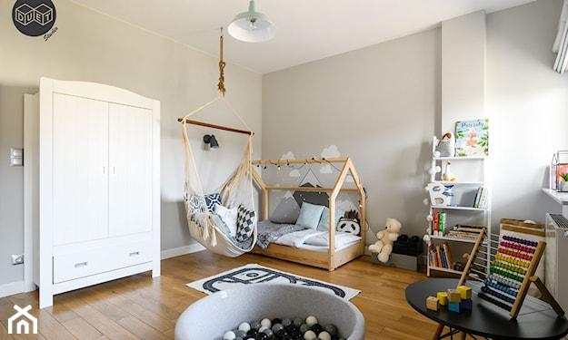 jak zrobić łóżko domek dziecięce