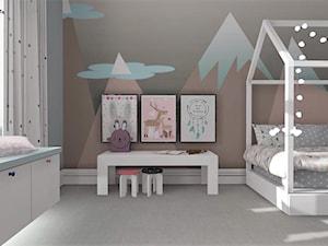 Pokój dla dziewczynki - zdjęcie od MG Design