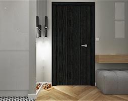 Mały hol z lustrem - zdjęcie od MG Design - Homebook