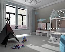Pokój dziewczynki - zdjęcie od MG Design