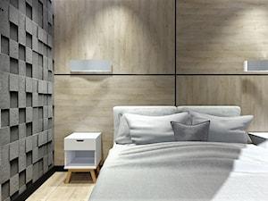 Mieszkanie w stylu nowoczesnym w Opolskim apartamentowcu