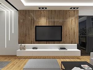 Projekt mieszkania w Opolskim Apartamentowcu