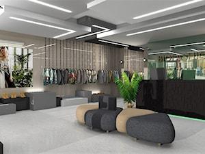 Projekt sklepu z odzieżą ekologiczną